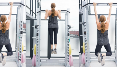 Why All New Moms Should Be Lifting Heavy